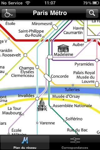Paris Metro for iPod/iPhone