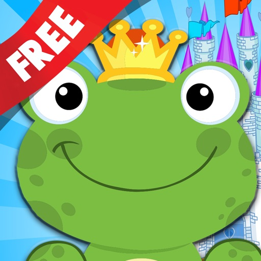 Free Fairytales Cartoon Jigsaw Puzzle icon