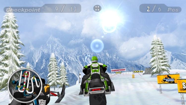 Snow Moto Racing screenshot-3