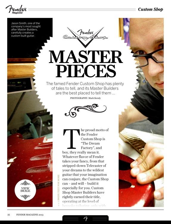 Fender Magazine screenshot-3