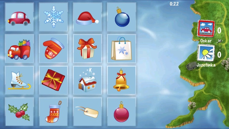 Concentration Cards - Match Pairs to Train Your Memory Skills FREE screenshot-4