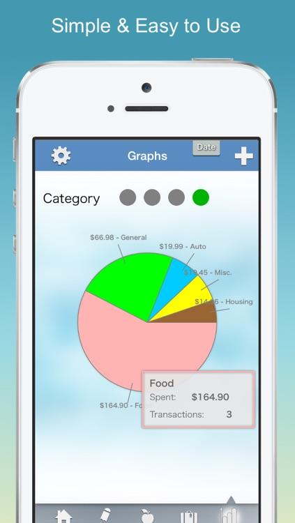 Finance Tracker Pro - Budgets & Expenses screenshot-3