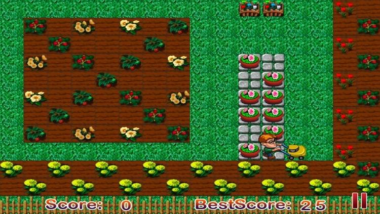Lawn Cutter Lite screenshot-3