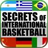 Secrets Of International Basketball: Scoring Playbook - with Coach Lason Perkins - Full Court Training Instruction - XL