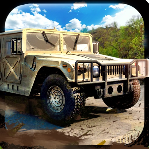 Army Humvee 3D Parking Simulator - Driving Simulation Games Edition