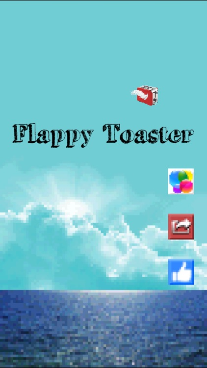 Flappy Toaster
