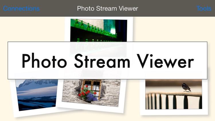 Photo Stream Viewer