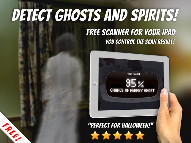 Ghost & Spirit Detector - find ghosts on the App Store