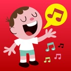 Musikinstrumente für Babys - Simple music playing icon