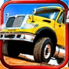 Trucker: Construction Parking Simulator — realistic 3D lorry and truck driver free racing game