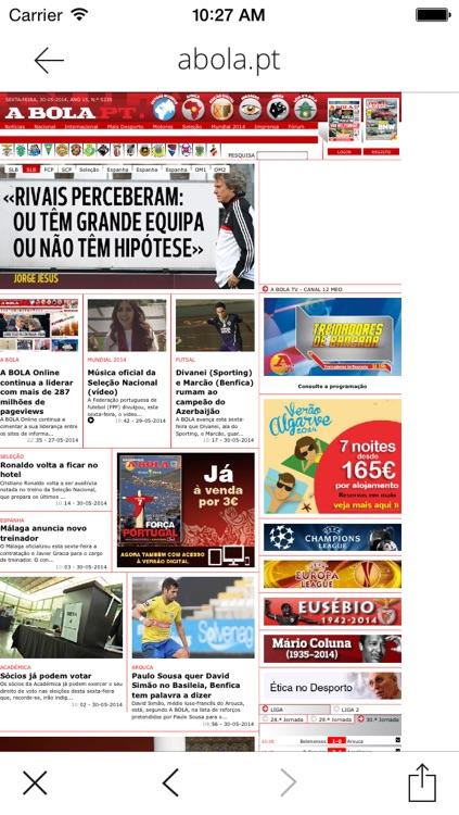 Notícias de Portugal PRO - Tudo o que de importante acontece em Portugal e no Mundo screenshot-3
