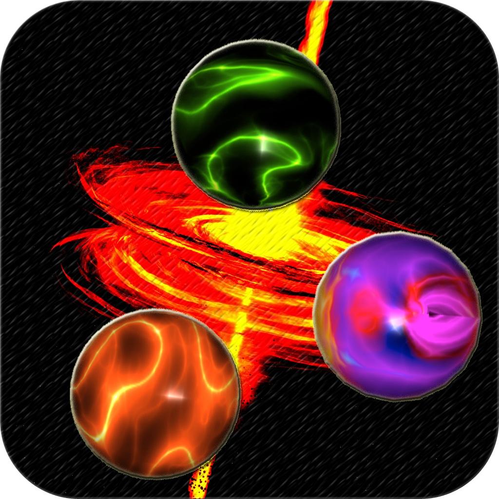 3D Balls - Deep In Space