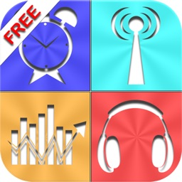 News Alarm Clock Radio - Free