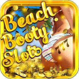 Beach Booty Slots - 777 Vegas Casino Jackpot Blitz
