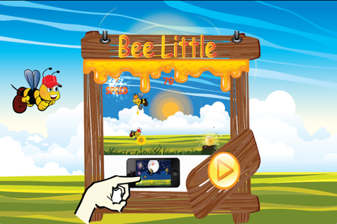 Bee Little screenshot 1