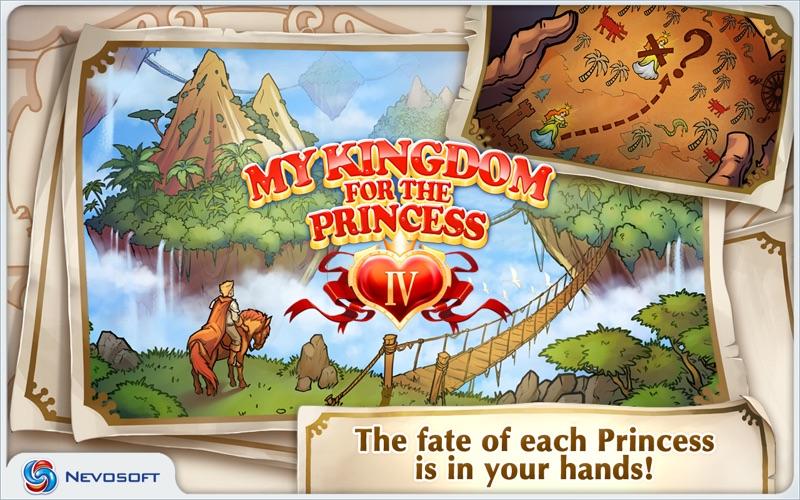 My Kingdom for the Princess IV Lite screenshot 1
