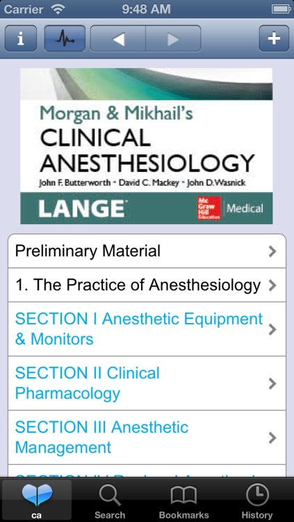 Morgan and Mikhail's Clinical Anesthesiology, 5th Edition