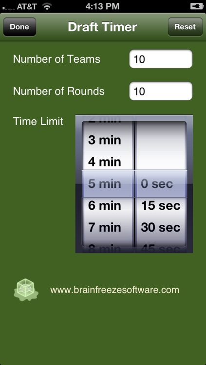 Draft Timer screenshot-3