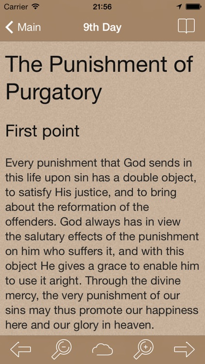 Purgatory: Catholic Meditations for Every Day in a Month