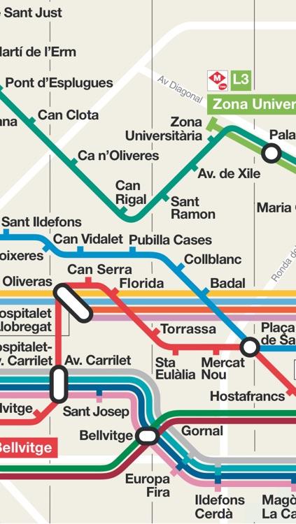 Barcelona travel guide,Barcelona guide, include Spain Barcelona map to sagrada familia, Barcelona museum pass, Barcelona underground map offline and Barcelona train map screenshot-3