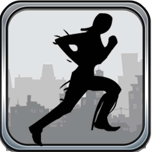 A Back flip Vector Run Dash - Runner Ninja Agent Free Game iOS App
