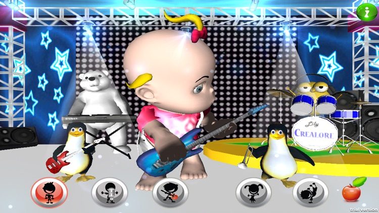 Lily Rock Band screenshot-3
