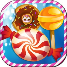 Sweet Candy Carnival Prize Claw Grabber - Fun Free Fair Arcade Games