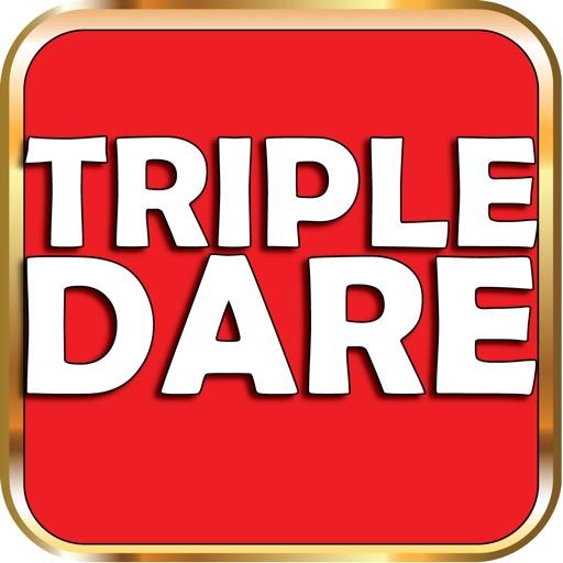 Triple Dare - Free Funny Dares & Pranks to Challenge Friends iOS App