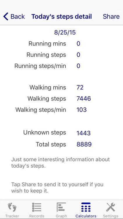 Treadmill Tracker