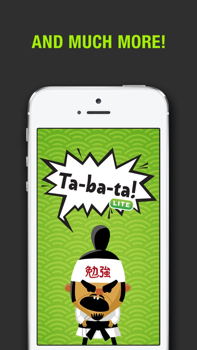 Tabata! Lite: 4 Minute Workout Challenge. Burn calories faster than ever!のおすすめ画像4