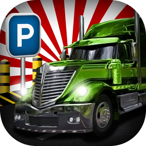 Truck Parking Game - Free Trucks Games icon