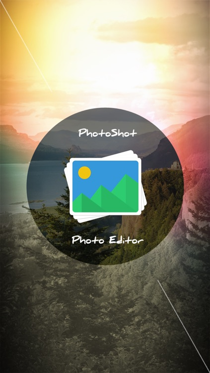 PhotoShоt - Photo Editor (Best Professional Photo Editor with Cool Effects) screenshot-0