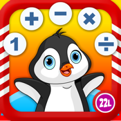 Adventure Basic School Math · Math Drills Challenge, Math Bingo, Catch Starfall and More - Learning Games (Numbers, Addition, Subtraction, Multiplication and Division) for Kids: Preschool, Kindergarten, Grade 1, 2, 3 and 4 by Abby Monkey® icon