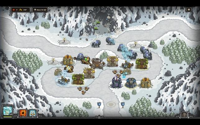Kingdom Rush HD Screenshot