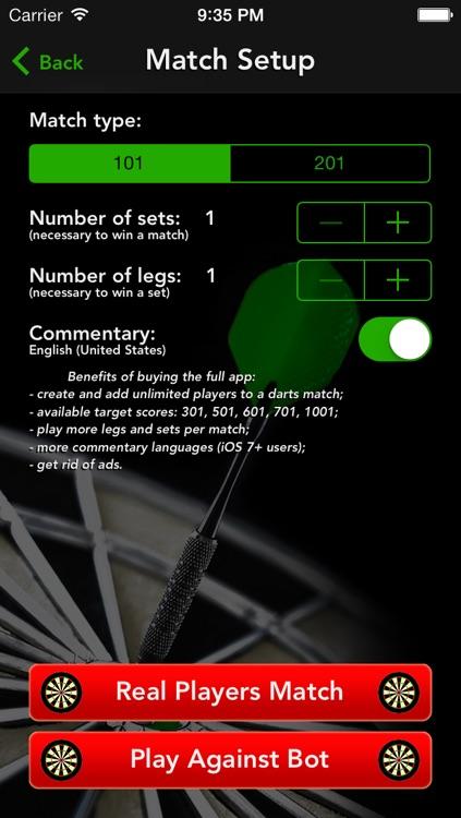 Darts Scorer Lite