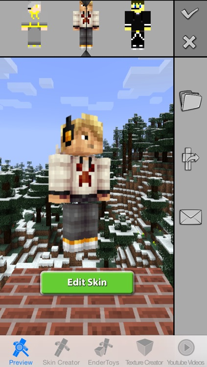 Boy Skins Pro for Minecraft Game Textures Skin screenshot-3