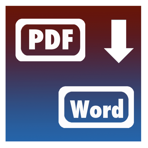 Pdf to Microsoft Word Documents