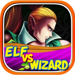 North Pole Games : Elf vs. Wizard