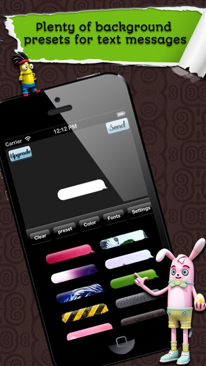 Message Decorator for SMS & Chat - design messages with color, cool and emoji fonts for iMessages