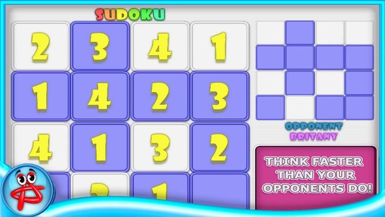 Sudoku Brain Teaser screenshot-3