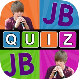 Trivia for Justin Bieber Fan - Guess the Pop Star and Teen Quiz