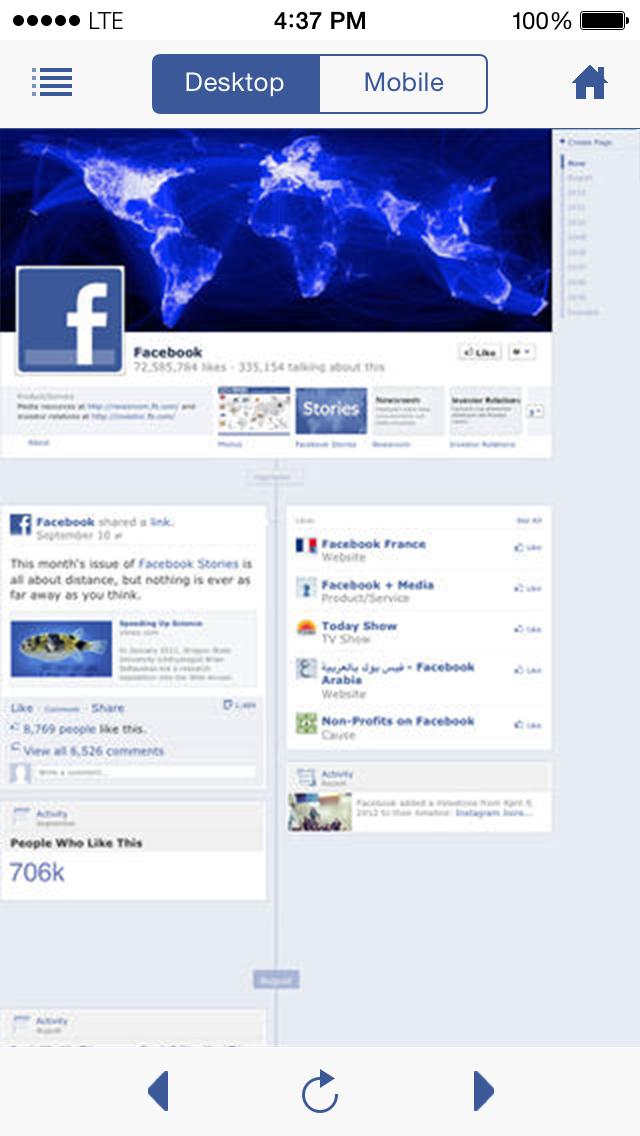 messages.download Desktop Browser for the Social Network Free software