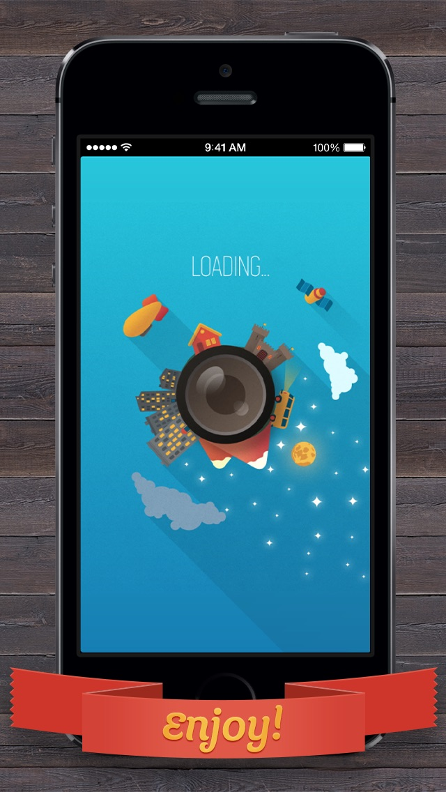 GlorAR - Augmented Reality Browser iPhone