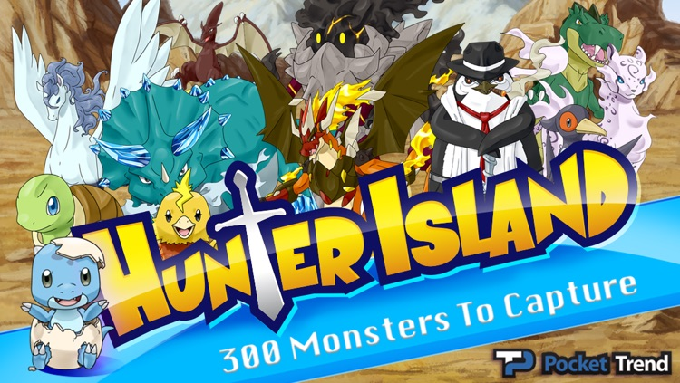 Hunter Island: Monsters & Dragons
