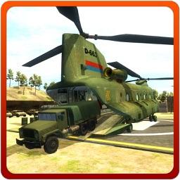 Army Helicopter Relief Cargo Simulator – 3D Commando Apache pilot simulation game
