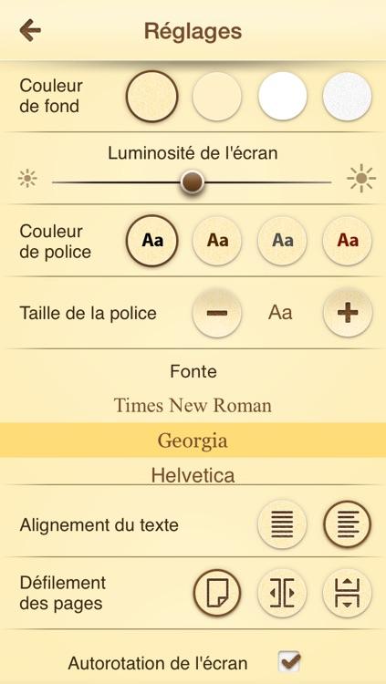 Bibliothèque à Domicile - La Littérature Française - 1100 Livres - French Home Library - 1100 Books screenshot-3