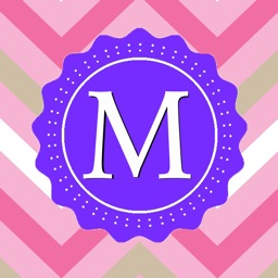 Monogram Pro - Customize Design Beautiful Home Screen & Lock Screen Background Wallpaper