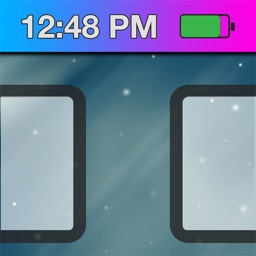 Chroma - Custom Status Bars Overlays For Your Wallpaper