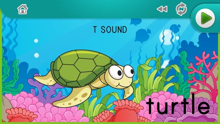 Phonics Fun: Beginning Sounds screenshot-4