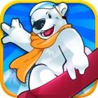Сноуборд бесплатные игры гонки приложения - игры для девочек и мальчиков icon